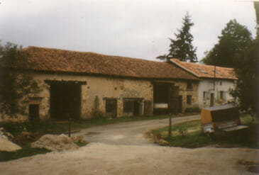 La Croix Spa - pre restoration
