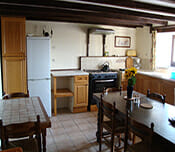 Corneille, Kitchen & Dining Room